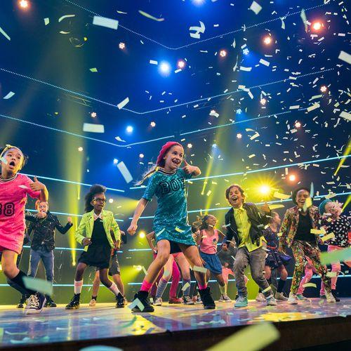 Afbeelding van Kom naar een optreden van Kinderen voor Kinderen!