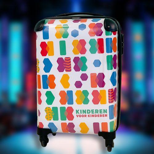 Afbeelding van Win een Kinderen voor Kinderen-koffer!